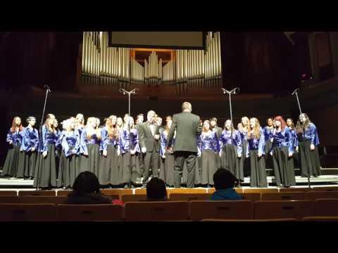 "Dr. EP Scarlett Concert Choir - ""Africa"""