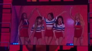 170708 red velvet red flavor @ smtown live in seoul