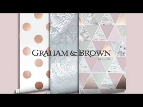 Graham & Brown - Famous for Wallpaper & Now More