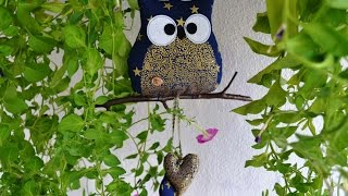 Мастер-класс Сова/Master class Owl