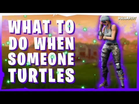 How To Easily Kill Someone That Turtles In A 1by1 (Tutorial)