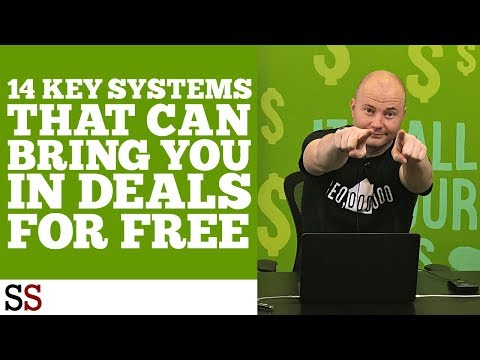 14 Key Systems That Can Bring You In DEALS FOR FREE