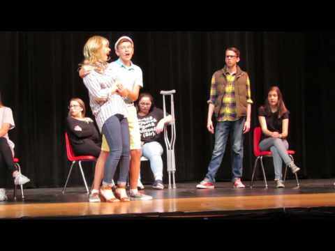Ryan and Sharpay Audition