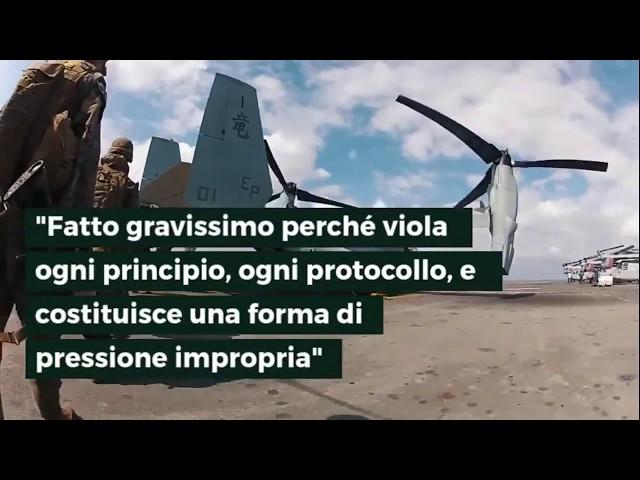 Scontro Salvini - Forze Armate