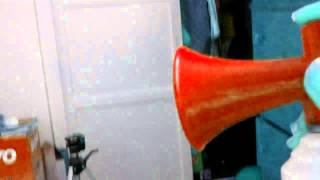 Very Loud Air Horn Sound
