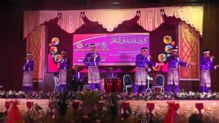 JOHAN Festival Nasyid Negeri Kedah 2014 (Khairan-SBPi Kubang Pasu)