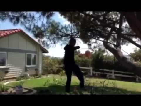 Obama Effigy Brings Secret Service to Moreno Valley Home