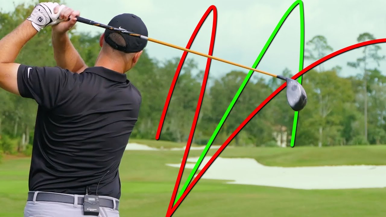 how to hit straight with a driver