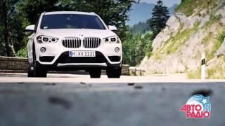 Тест-драйв Авторадио.  BMW X1