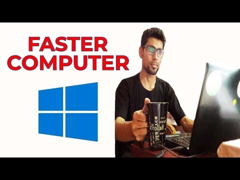 Speed Up Windows PC | How To Speed up Your Computer Windows (Bangla Tutorial)