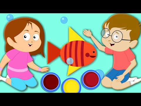 Lets Build | Learning Song For Kids | Learn Colors And Build