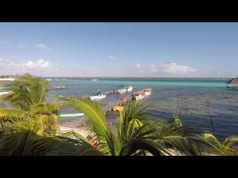 Mexique - Belize Travel film