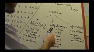 Историческая фразеология:  Абракадабра