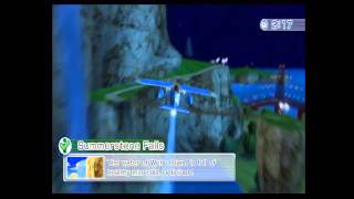 wii sports resort island flyover walkthrough all