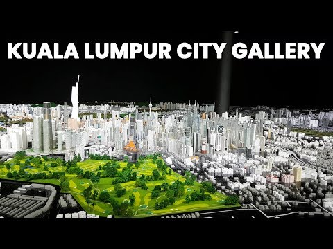 City Gallery of Kuala Lumpur, Malaysia