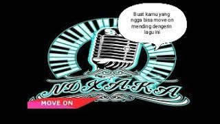 Ndx axa - move on (lirik lagu)