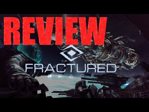 [SPACE GAMES] Fractured Space REVIEW - February 2016