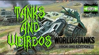 world of tanks xbox 360 - Tanks and Weirdos