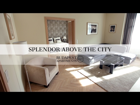 Ultimate Business Apartment in Budapest - Chairman's Apartment