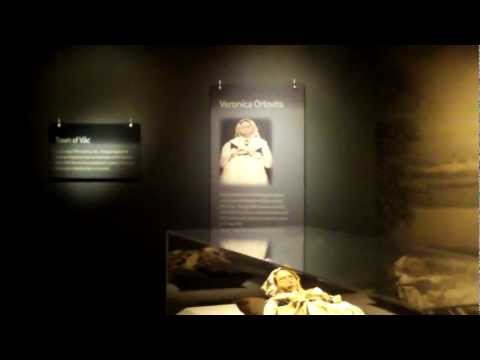 "Inside ""Mummies of the World"" at Discovery Place in Charlotte—The Orlovits Family"