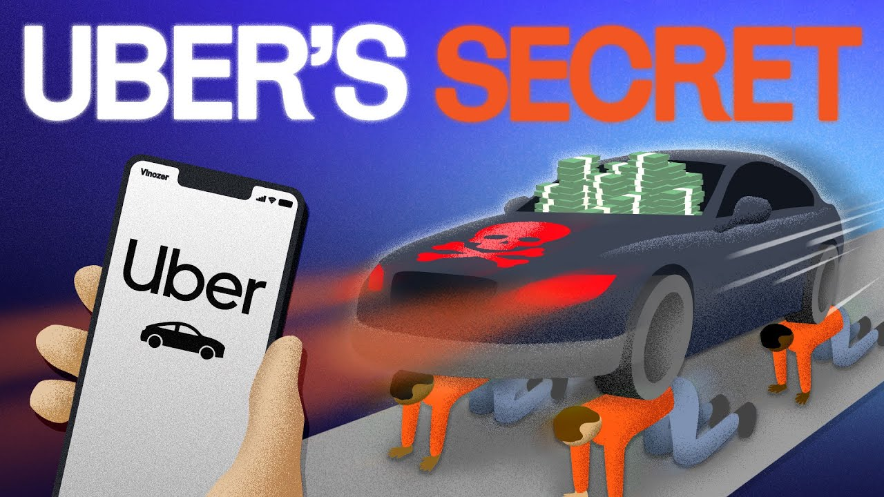 How Uber Is SCAMMING You