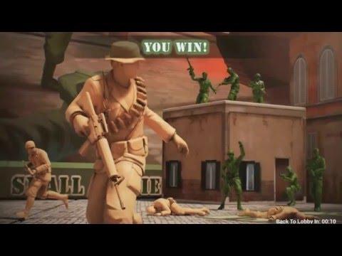 [The Mean Greens - Plastic Warfare] - ทหารเขียวตัวจิ๋ว
