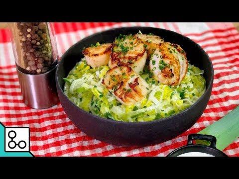 st-jacques-&-fondue-de-poireaux---youcook
