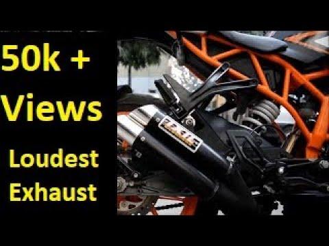 IXIL L3X HYPERLOW EXHAUST | KTM RC 200 | STARTUP AND REVS SOUND | - DelRider N