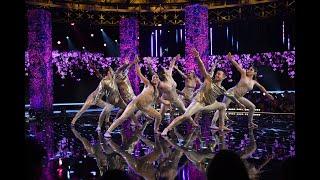 "Unity LA's ""Pretty Wings"" is a Work of Art - World of Dance World Finals 2019"