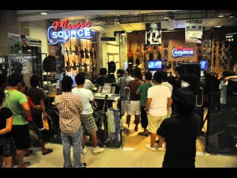 The Music Source Marquee mall