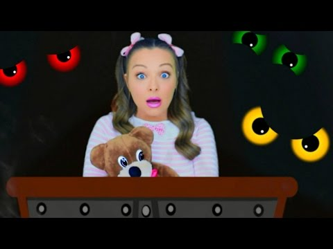 Thumbnail: Halloween Songs for Children, Kids and Toddlers - Scary Ride