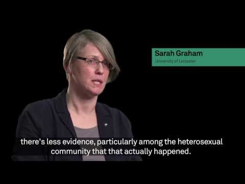 Don't Die of Ignorance AIDS campaign: Interview with Dr Sarah Graham (University of Leicester)