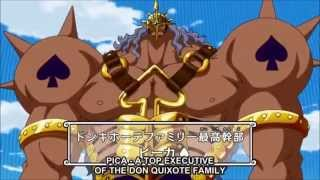Repeat youtube video One Piece: Pica's Voice