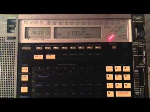 Stockholm Radio 1797 kHz