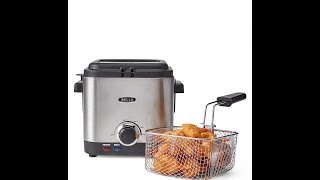 (Bella 1.5 L Deep Fryer-Unboxing)It's amazing how my french fries turn out