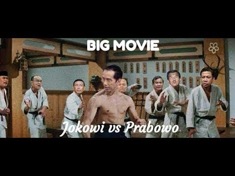 JOKOWI VS PRABOWO || BIG MOVIE 2019
