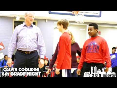 [ 309 Sports ] Calvin Coolidge Varsity Family Night 2017