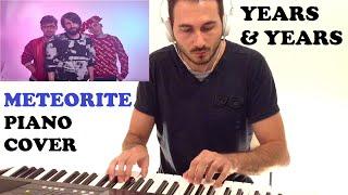 Years & Years - Meteorite (Piano Cover) From 'Bridget Jones's Baby' Soundtrack