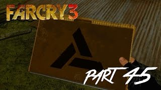 Far Cry 3 (PC-XB360-PS3) Part 45 - Some Secret Abandoned Abstergo Lab
