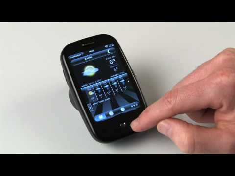 Palm Pre - Test von Golem.de
