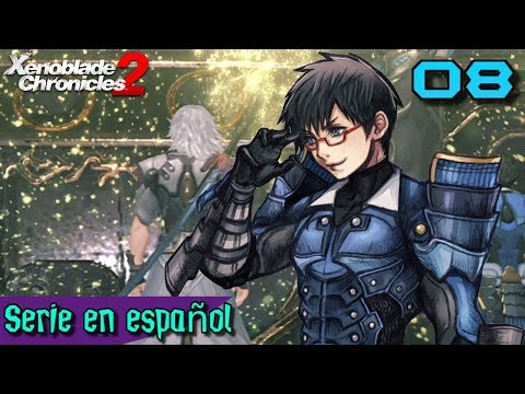 ¡Aparece un nuevo enemigo! - XENOBLADE CHRONICLES 2: Serie en español (Nintendo Switch) 08