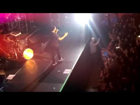 Trey Songz: I Wish We Never Did It/ Heart Attack  Live In Atlanta