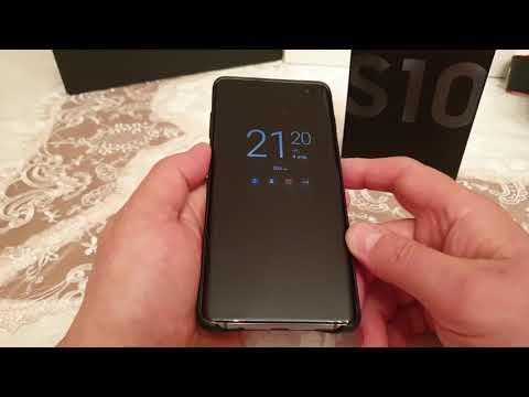 Samsung Galaxy S10 + после первого месяца эксплуатации Проблемы и достоинства