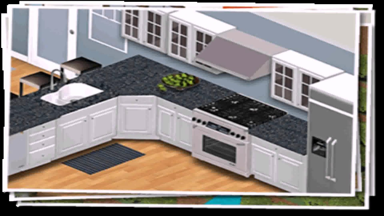 Homestyler Kitchen Tutorial