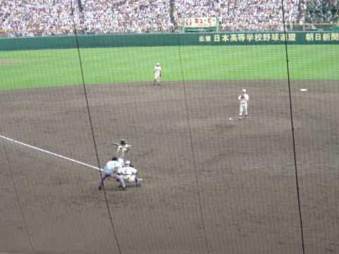 2006夏甲子園 駒大苫小牧ー早稲田実業 9回 (2006.08.21) 2006 Summer Koshien
