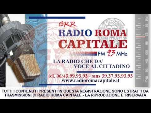 Sofia Scandurra a Radio Roma Capitale 2parte