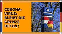 Corona-Virus: Bleibt die deutsch-niederländische Grenze offen? / neue Maßnahmen / Update 23. März