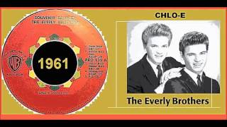 Watch Everly Brothers Chloe video