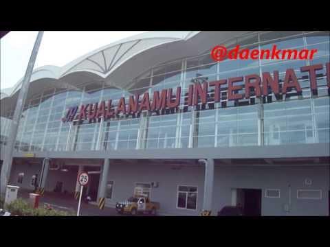 Kualanamu Airport Medan, Part 1 Arrival #daenkmarHOLIDAY