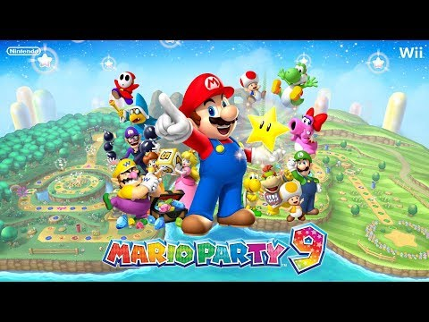 Mario Party Livestream - KEEP CHAT ENGLISH PLEASE.